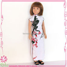 Chinese Outfit for 11.5 inch dolls wholesale 15 inch craft dolls