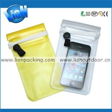 Outdoor Sports Waterproof Earphone Phone Bag