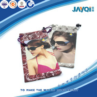 cheap fashion sunglasses microfibre bag with sexy girl picture