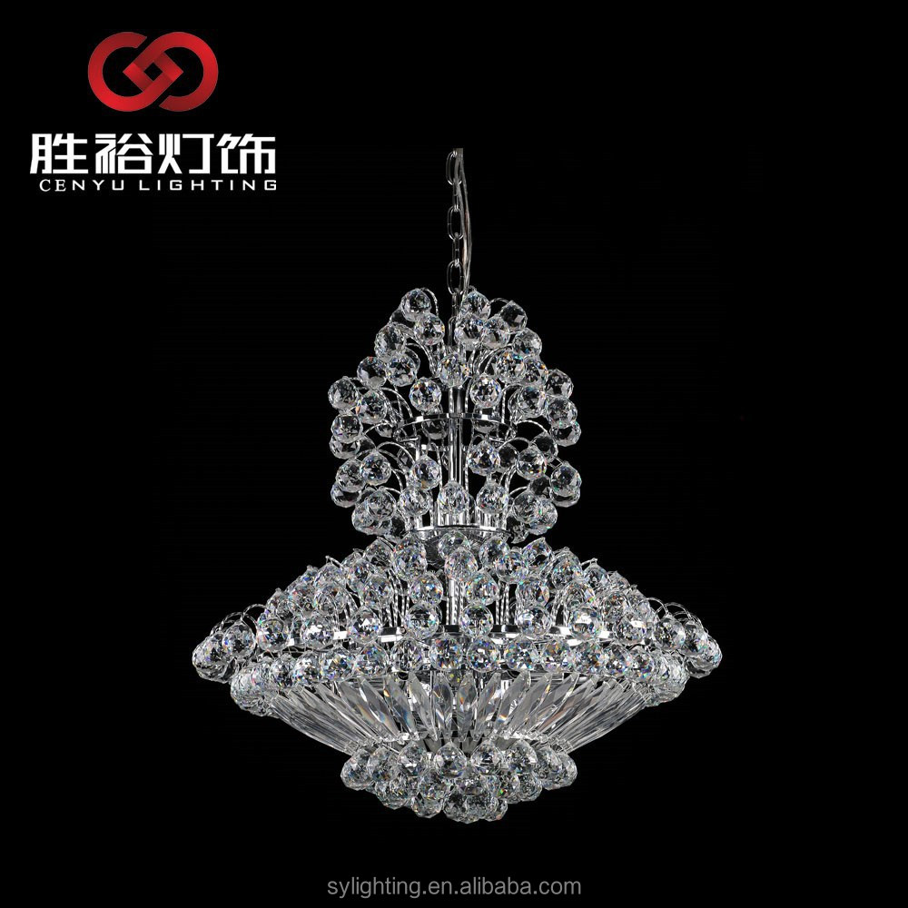 CENYU design Die casting Alloy flower chandelier lamp wall light pendant light candle light