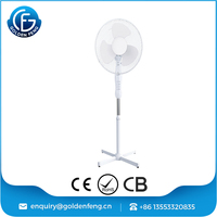 big fan body 16 Inch Large Stand Fan with Powerful Wind