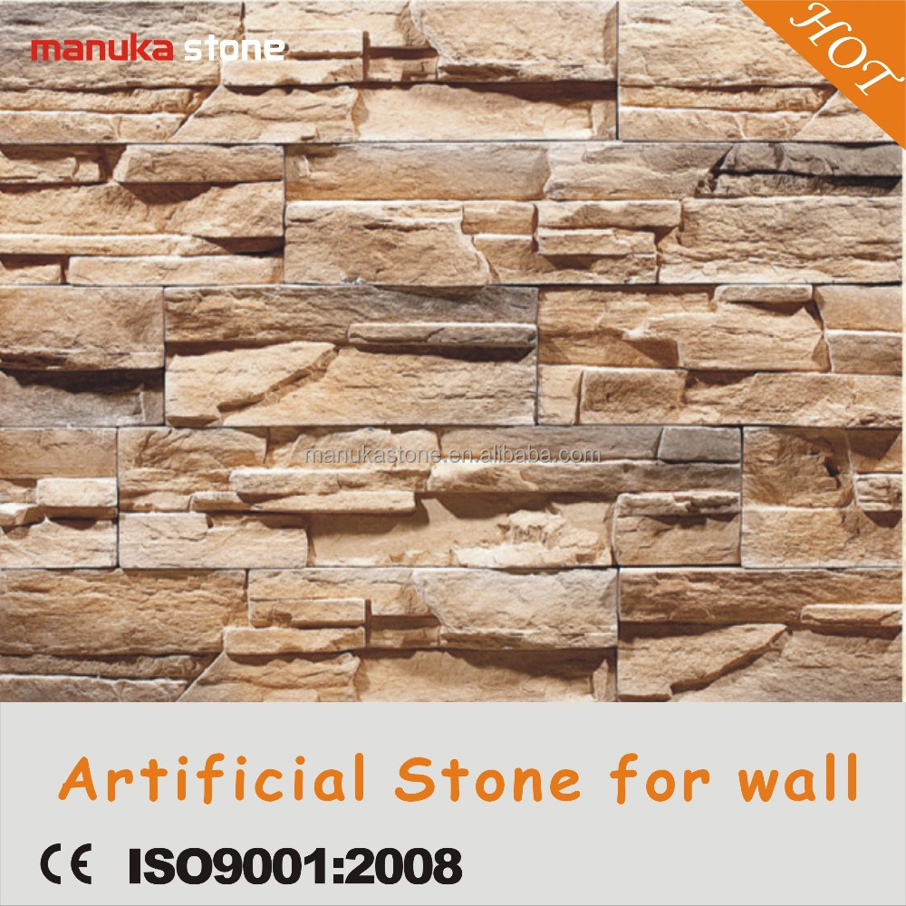 Fire proof stacked stone artificial culture stone for wall coating