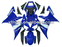For Yamaha YZFR1 YZF-R1 2002-2003 Red White Black Injection ABS Plastic Fairing Body Work kit