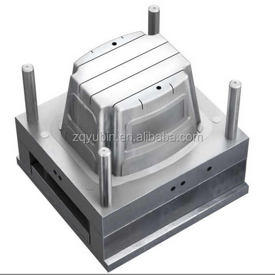 plastic paint bucket mould 20L
