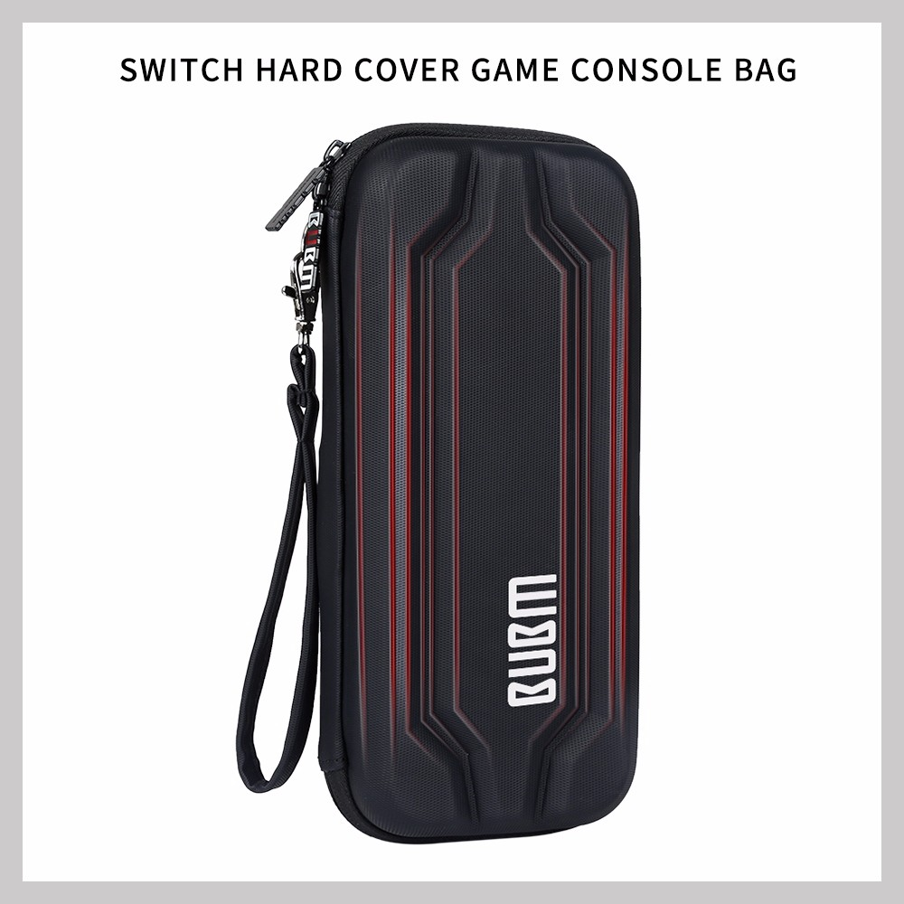 BUBM EVA high quality protective travel carring case with SD card slots for nintendo switch