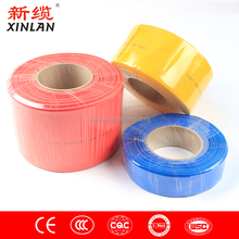 1KV low voltage PE heat shrink cable sleeve heat shrinkable tubes with competitive price