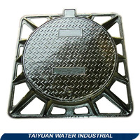 heavy duty casting manhole cover for gas station