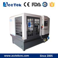 mould cnc router for shoe new condition vertical ATC 4 axis mold processing cnc machining center