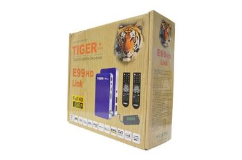 Tiger E99HD Link Box Set Top Arabic Iptv Box