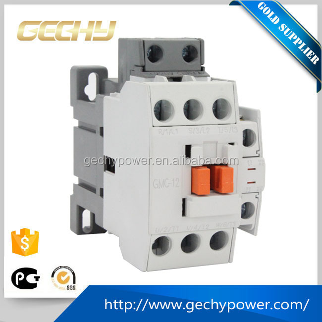 GMC-9/GMC-12/GMC-18/GMC-22 AC magnetic electric power contactor with electro magnetic starter