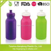 2016 hot sale Cycling/Bike/Bicycle bottle 550ml sport plastic water bottle