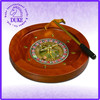 "20"" professional wooden roulette wheel game set"