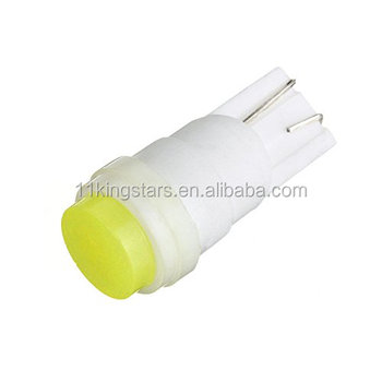 Hot Sale T10 1.5W Ceramic Base White Light Car Auto Light