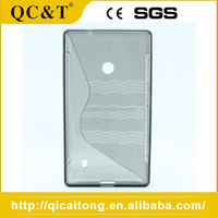 China Suppliers Wholesale S Line Tpu Soft Skin For Nokia 210