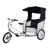 City Rent Passangers Transport Electrical Pedicab Rickshaw Manufacturer in China