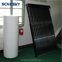New product heat pipe solar water boiler with high efficiency