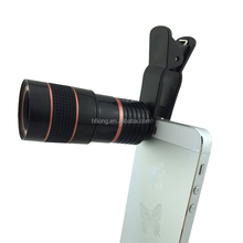 Hot selling 8X telephone optical zoom camera lens mobile phone telescope for cellphone