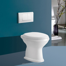 Concealed pipe toilet / Hidden cistern wash down sanitary ware toiletJT13Z10