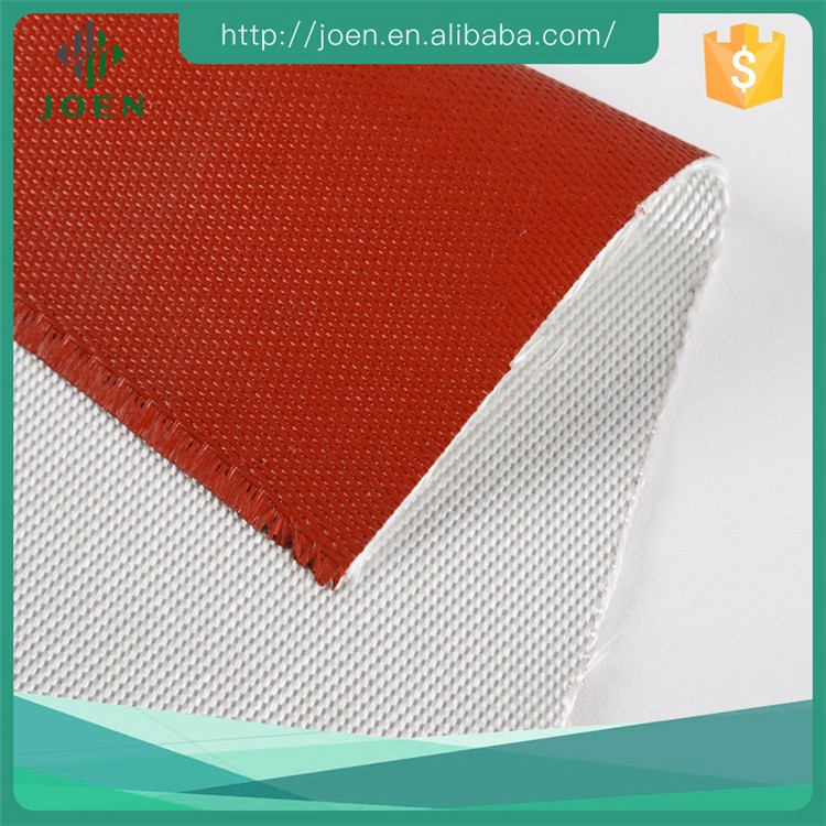 grey, red, white, <strong>orange</strong>, blue silicone rubber coated fiberglass fabric 450g