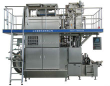 BH7500 beverage and syrup filling sealing machine