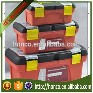 2017 hot sale plastic tool box and hard case with drawers