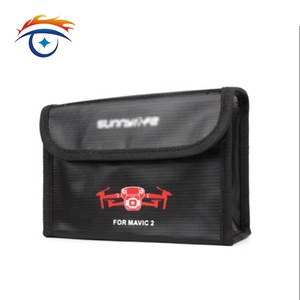 OEM customized lipo bag battery safety protection mini waterproof storage bag