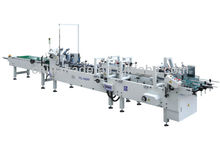 FG-580PF Automatic Medicine-box Folder Gluer Machine Made in China