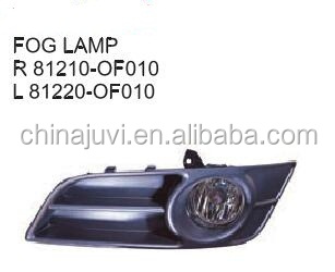 High quality Auto FOG LAMP For 2004 Toyota Corolla 30/5D OE:81210-OF010 81220-OF010