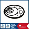 Small rubber o ring, China custom molded rubber ring with good property and sealing