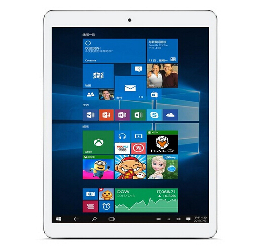 Teclast X98 Plus 3G Tablet PC-SILVER/Win 10 + Android 5.1 9.7 inch