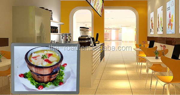 The Graphic Changing Display Frames Wall Mounted & Aluminium Frame Led Light Banner
