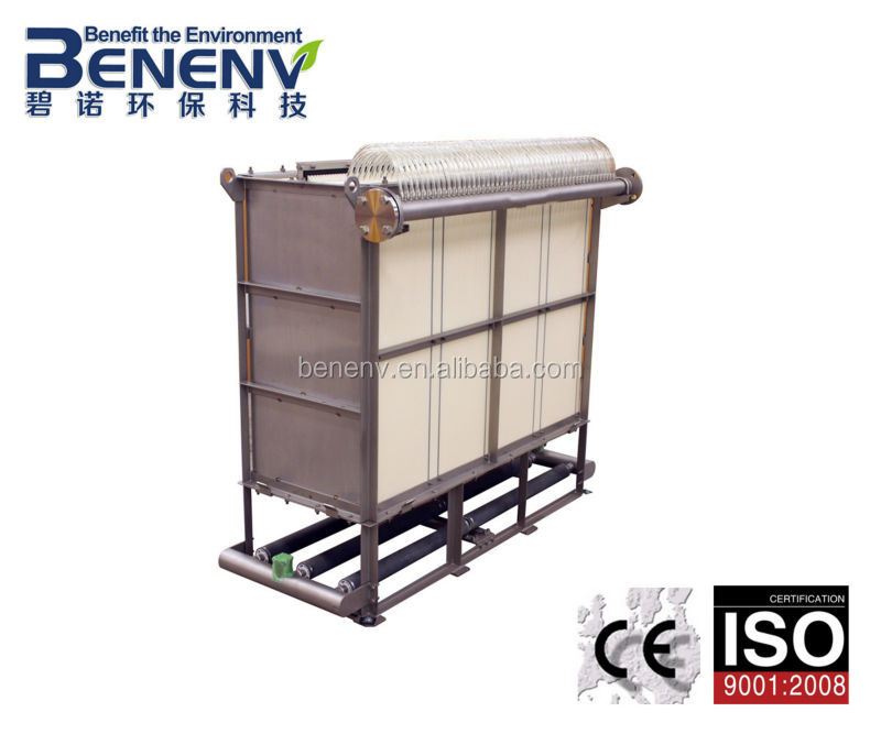 MBR Series Membrane Bioreactors Waste Disposal System for Oily Sludge
