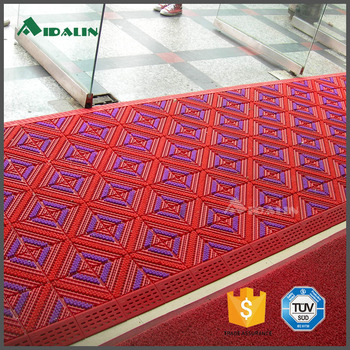 Good quality logo front door and outdoor mats