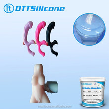Adults products liquid medical grade life casting silicone