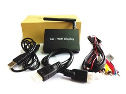 <Shenzhen X-YUNS>Module PTV-780 Make your car life be more interested by the car wifi display device
