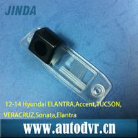 Car Rearview Camera System Special for 12,14 Hyundai VERNA With Guide Line,Mirrored Reversed, NTSC system