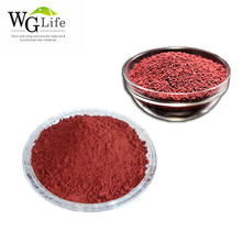 100% Natural food grade Fonctional red yeast rice extract powder Fermented