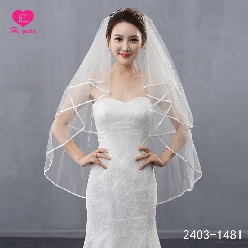 2403-148I  Wholesale Wedding Accessory Veil For Brides Wedding Accessories Bridal Veil