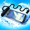 New product colorful PVC waterproof mobile phone bags & cases