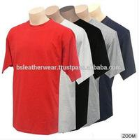 High Quality Soft smoth combed 100 % cotton single jersey t shirt