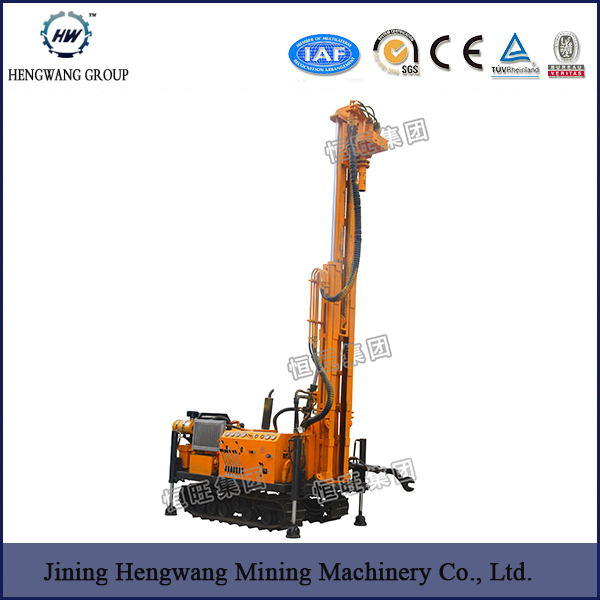 2016 Crawler mounted DTH drilling /Down the Hole Driller for Marble Bore Hole