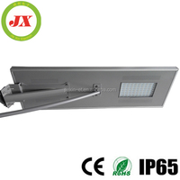 Factory Price Durable Aluminum Integrated Solar Street Lights 3 Years Warranty