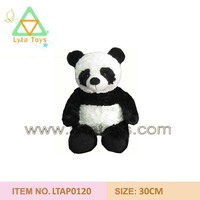 2016 Hot Sale ICTI Audited Cute Panda Plush Toy
