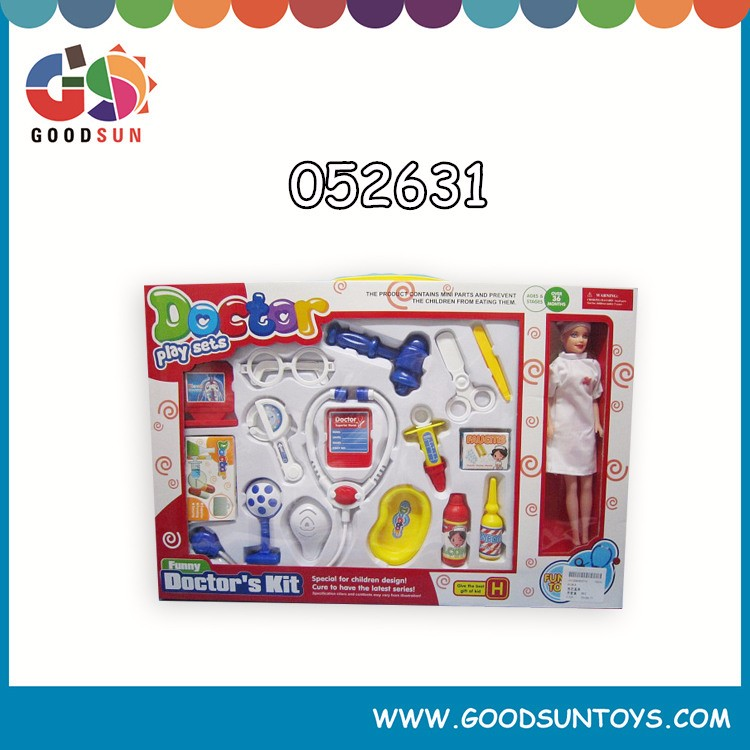 hospital toy doctor set medical set toy