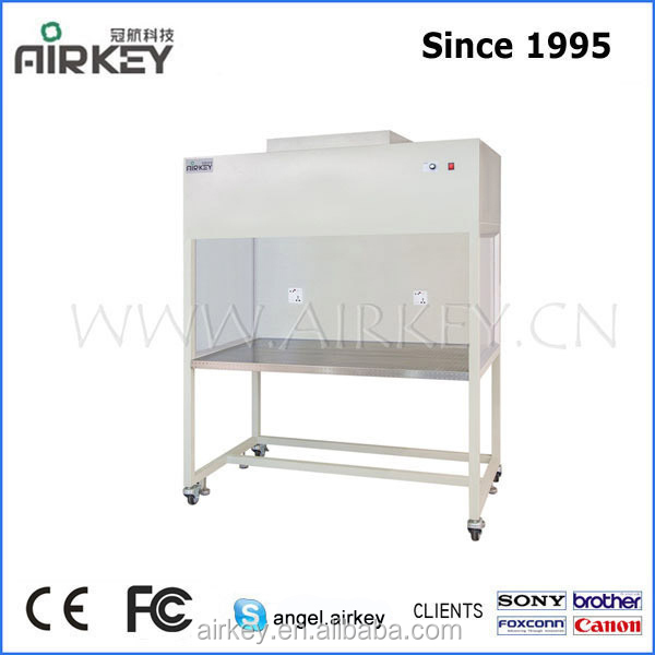 Professional horizontal Laminar Flow Clean Benches for cleanroom