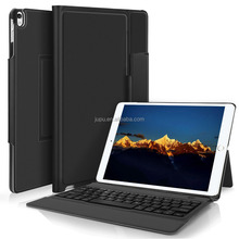 New design wireless bluetooth Hot popular leather case with keyboard for Ipad 10.5 inch tablet pc
