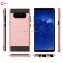 Armor TPU+PC Clear Hybrid Case for Samsung note 8, for Slim armor note 8 case, for galaxy note 8 cover