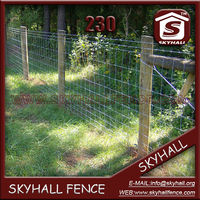 Hot-dipped Galvanized Field/farm/grassland Fencing