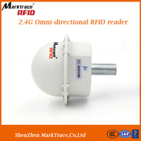 2.45Ghz Omni Directional Active RFID Reader For Asset Tracking