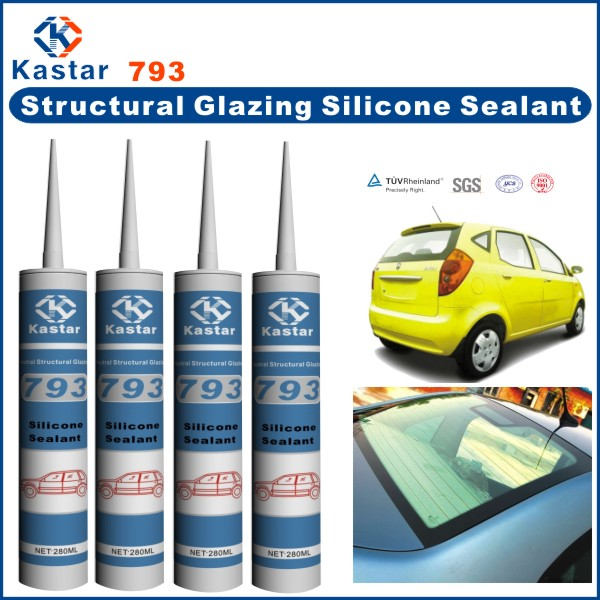 Great manufacturer cheap price marble stone silicone adhesive for metal